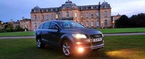 2009 LHD Audi Q7 3.0TDI, Auto,7 SEATER, LEFT HAND DRIVE