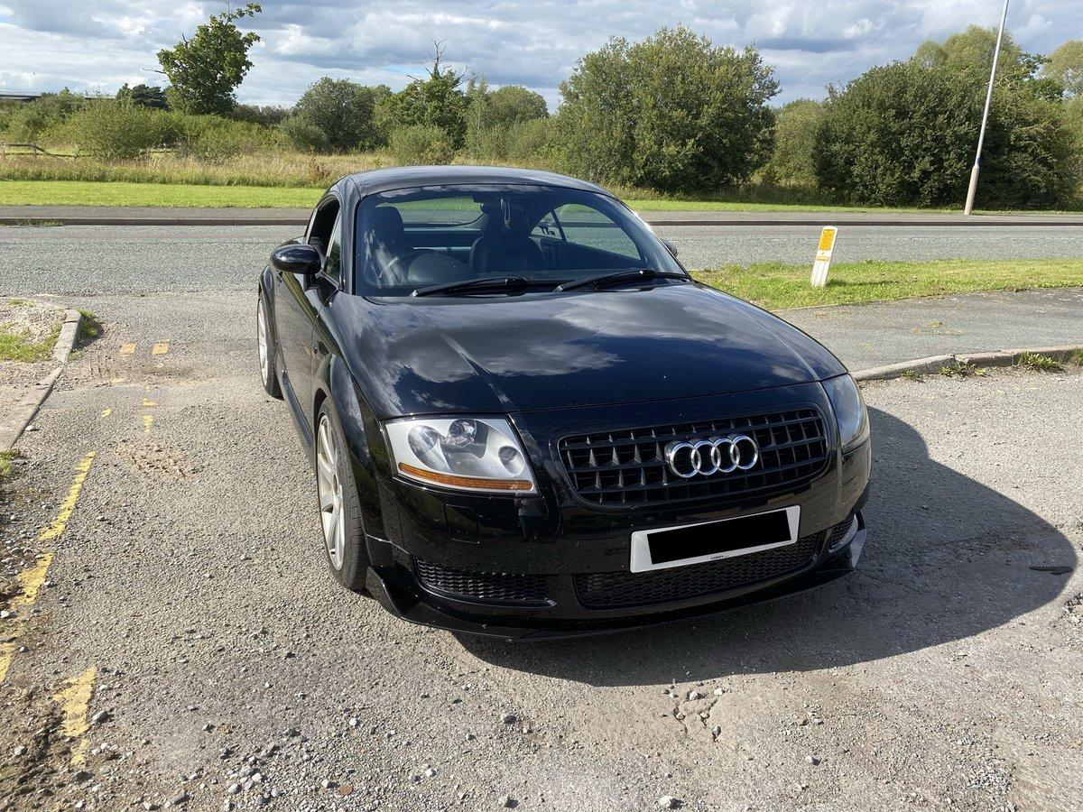 Picture of 2002 Audi TT 1.8t 225 Quattro Black For Sale