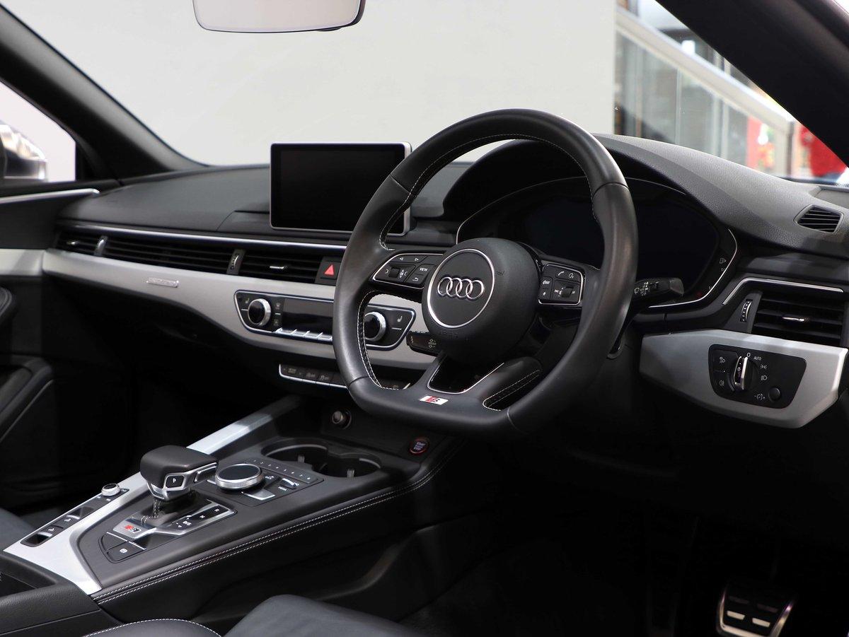 2017 17 17 AUDI S5 CONVERTIBLE QUATTRO AUTO For Sale (picture 5 of 6)