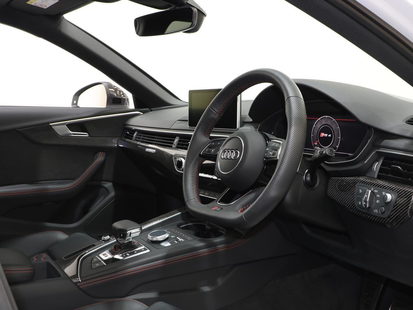 2018 18 68 AUDI RS4 CARBON EDITION 2.9 TFSI QUATTRO TIPTRONIC For Sale (picture 5 of 6)