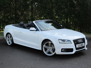 Picture of 2011 Audi A5 Cabriolet 3.0TDI quattro S Line S-Tronic For Sale