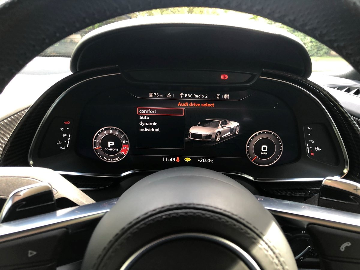 201868 Audi R8 For Sale (picture 18 of 20)