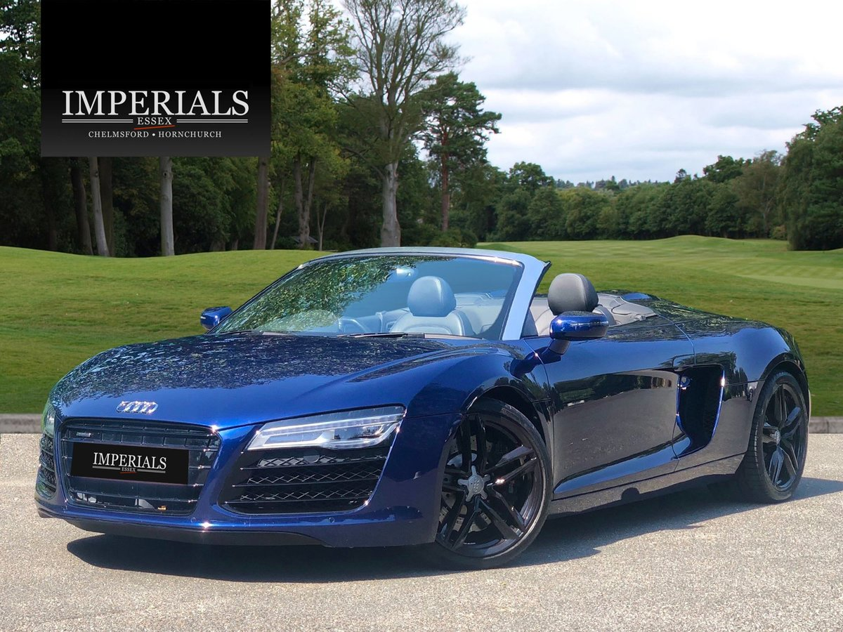 2014 Audi R8 For Sale (picture 1 of 20)