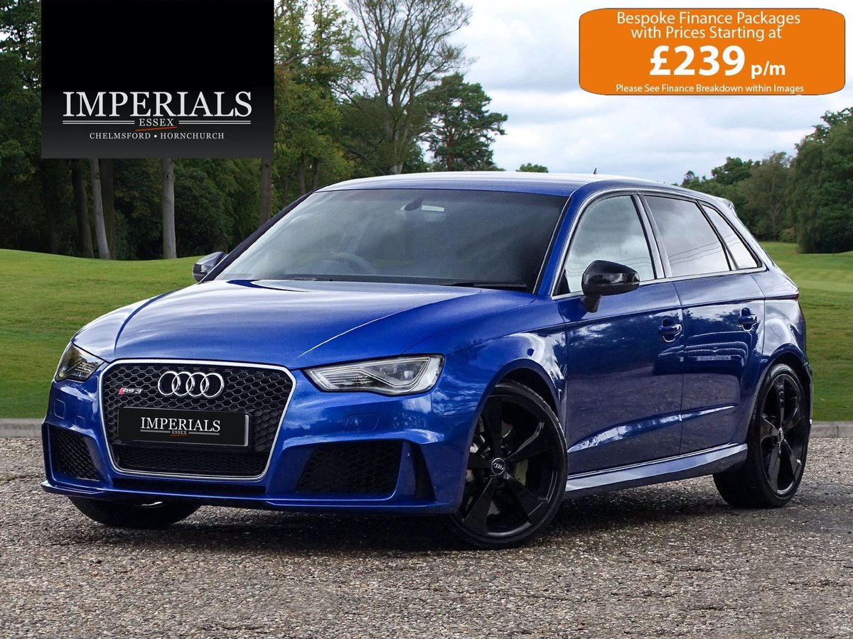201616 Audi RS3 For Sale (picture 1 of 20)