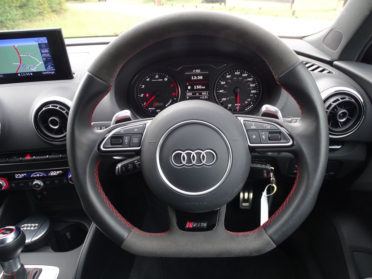 201616 Audi RS3 For Sale (picture 8 of 20)