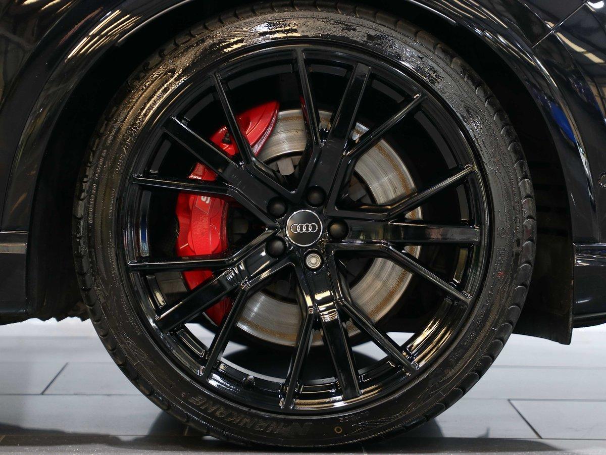 2018 18 18 AUDI SQ7 VORSPRUNG 4.0 TDI QUATTRO QUTO For Sale (picture 4 of 6)