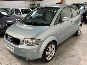 Picture of 2001 AUDI A2  1.4 SE*GENUINE 38,000 MILES*FSH*EXTREMELY RARE FIND