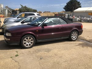 Picture of 1996 Audi Convertible 2.6 Auto for restoration  For Sale