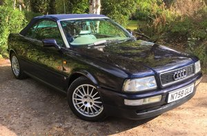 Picture of 1996 Audi 80 Cabriolet 2.0 Manual With Full Leather