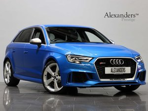 Picture of 2019 19 69 AUDI RS3 SPORTBACK TFSI QUATTRO S-TRONIC