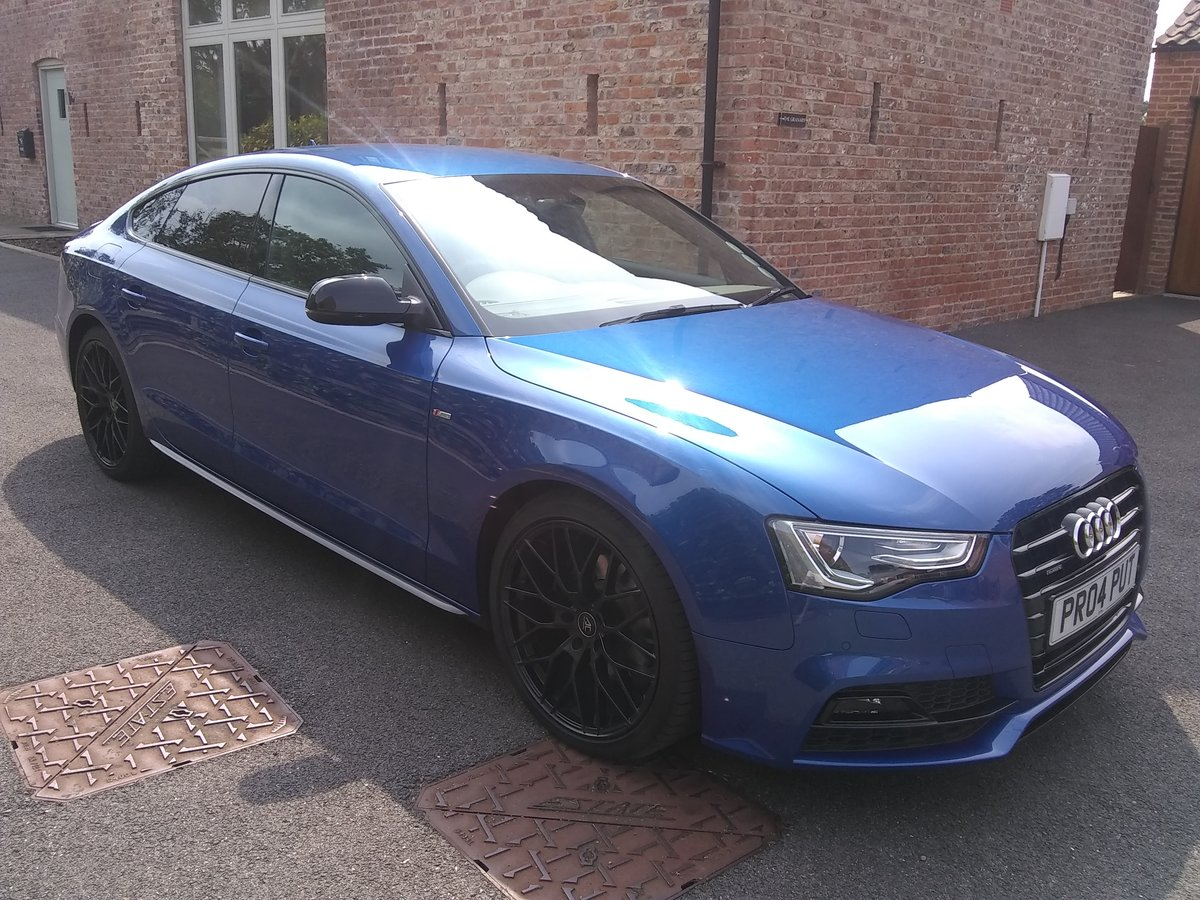 Picture of 2015 A5 Black Edition Plus For Sale