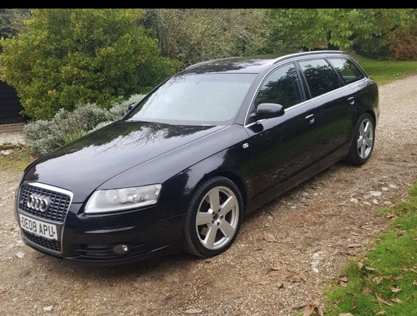 Audi A6 estate 2.0 petrol Auto 2008 giveaway price For Sale (picture 1 of 6)