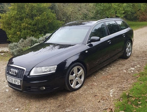 Picture of Audi A6 estate 2.0 petrol Auto 2008 giveaway price For Sale