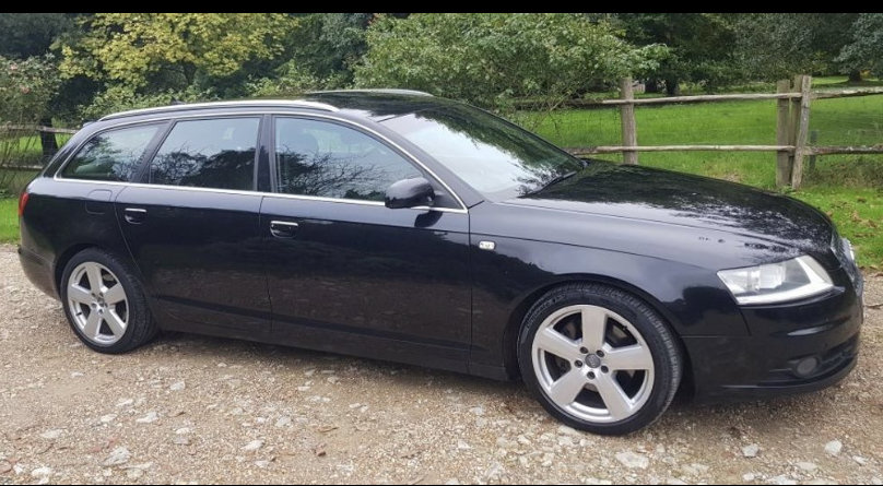 Audi A6 estate 2.0 petrol Auto 2008 giveaway price For Sale (picture 2 of 6)