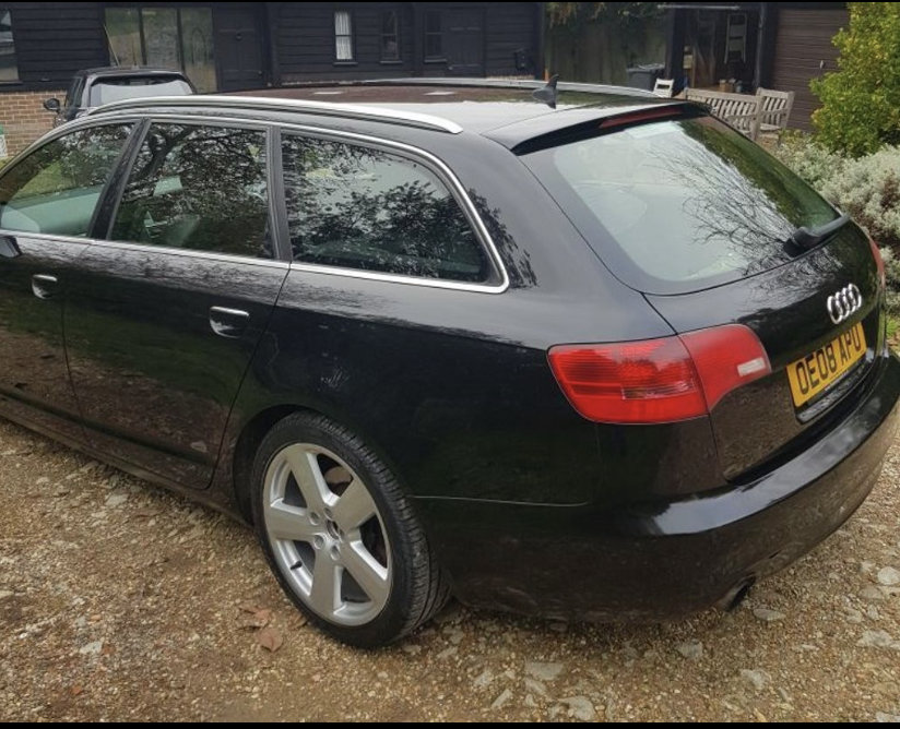 Audi A6 estate 2.0 petrol Auto 2008 giveaway price For Sale (picture 3 of 6)