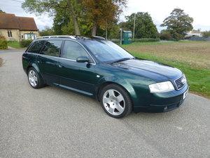 Audi A6 4.2 Quattro Avant