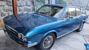 Picture of 1973 Beautiful Audi Coupé S in blue metallic, new MOT For Sale