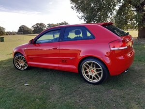 S line audi a3 quattro 2.0tfsi 16v immaculate new
