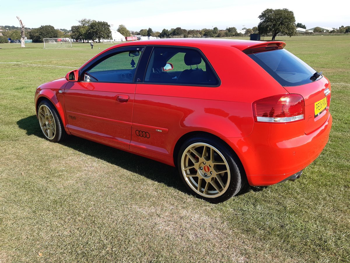 2006 S line audi a3 quattro 2.0tfsi 16v immaculate new For Sale (picture 3 of 6)