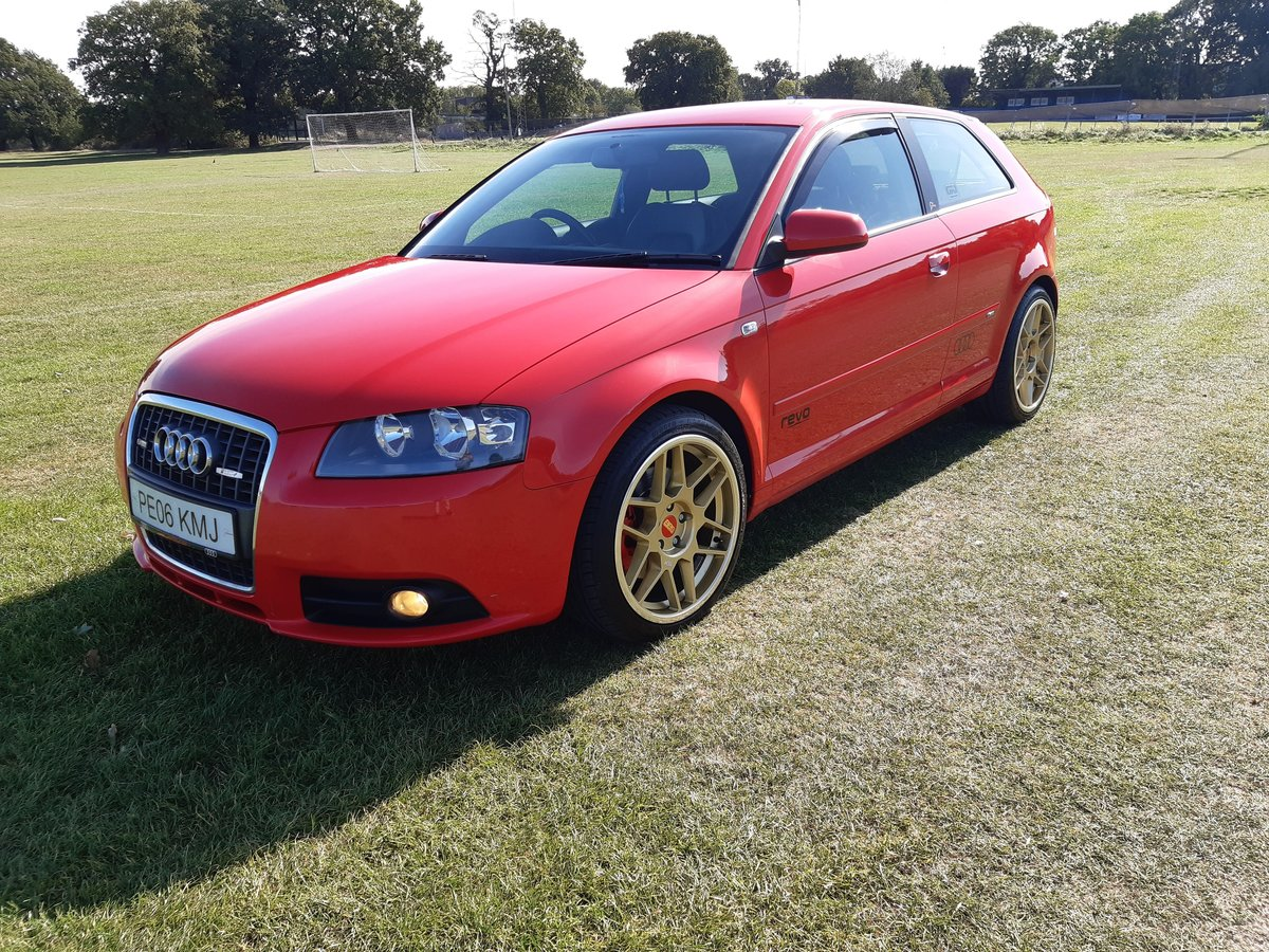 2006 S line audi a3 quattro 2.0tfsi 16v immaculate new For Sale (picture 6 of 6)