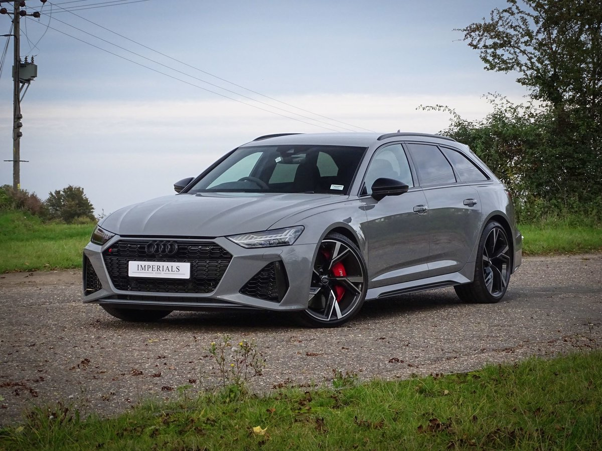 2020 Audi RS6 AVANT SOLD (picture 1 of 20)