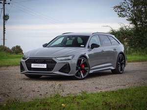 Picture of 202020 Audi RS6 AVANT For Sale