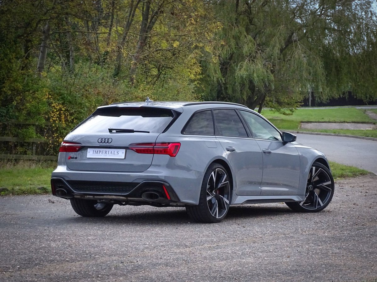 2020 Audi RS6 AVANT SOLD (picture 5 of 20)
