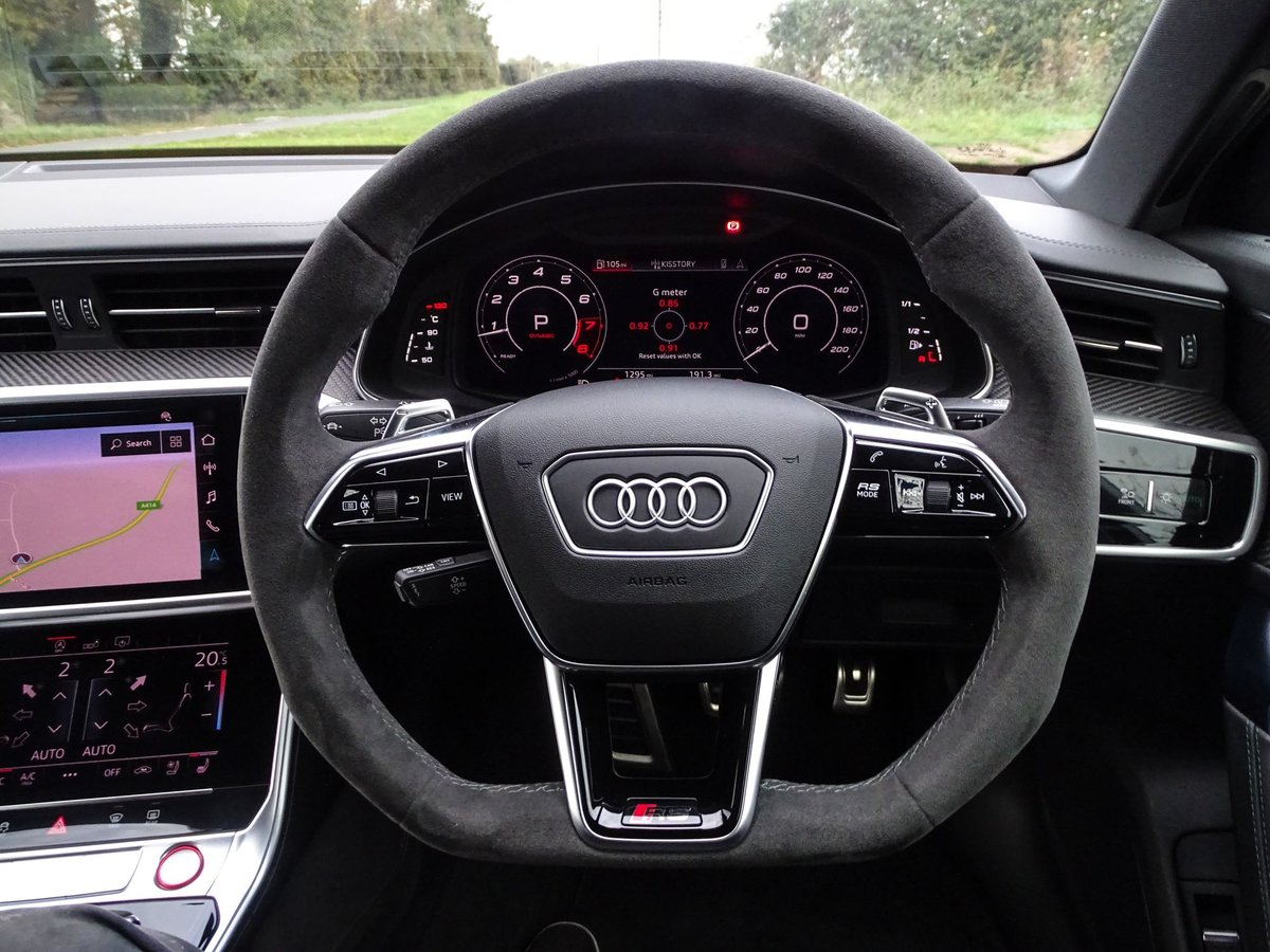 2020 Audi RS6 AVANT SOLD (picture 8 of 20)