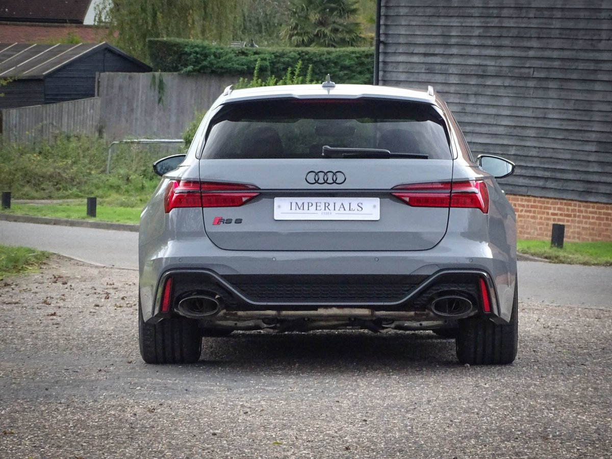 2020 Audi RS6 AVANT SOLD (picture 12 of 20)