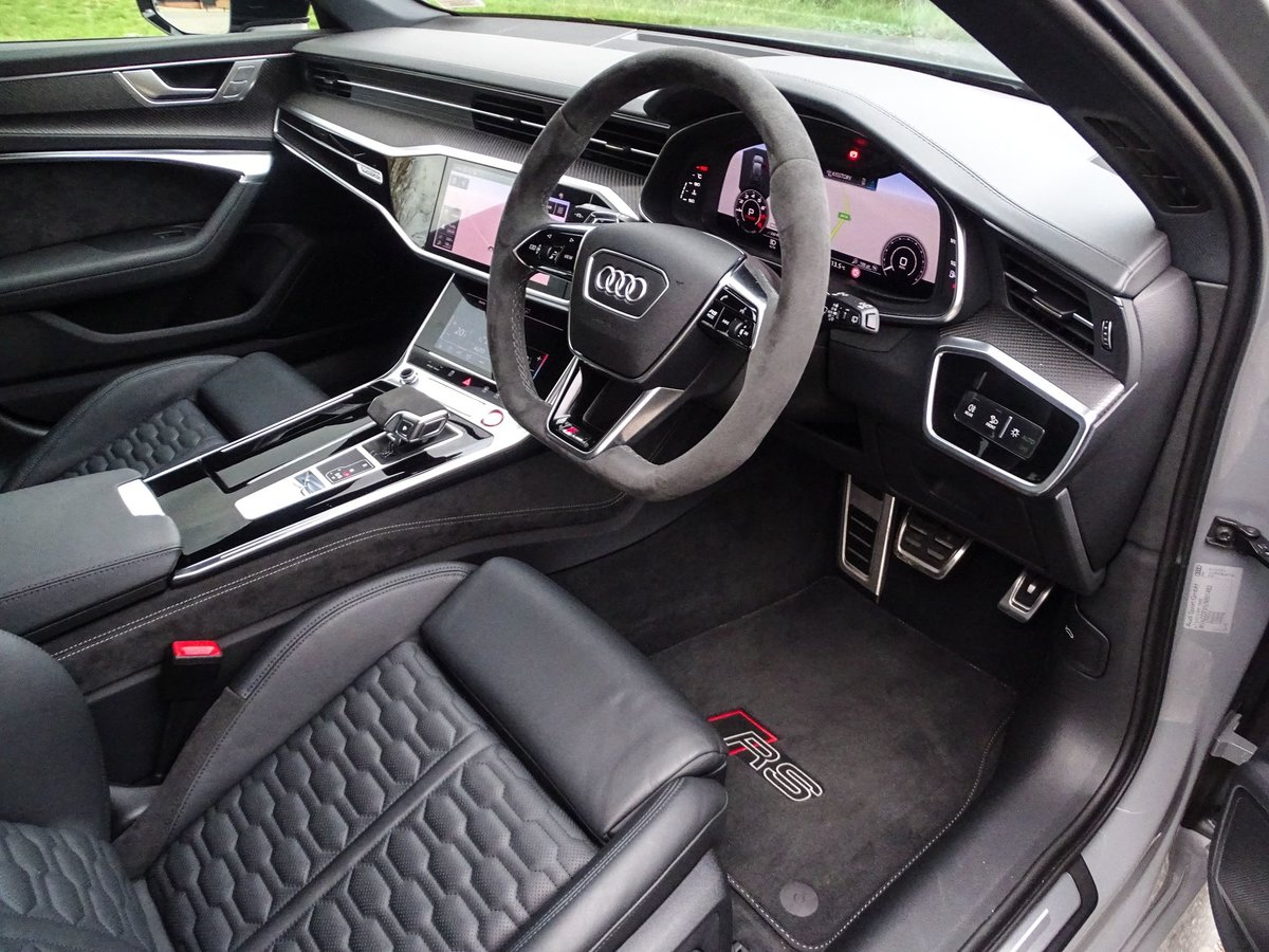2020 Audi RS6 AVANT SOLD (picture 17 of 20)
