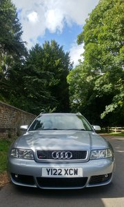 Picture of 2001 Audi RS4 Avant