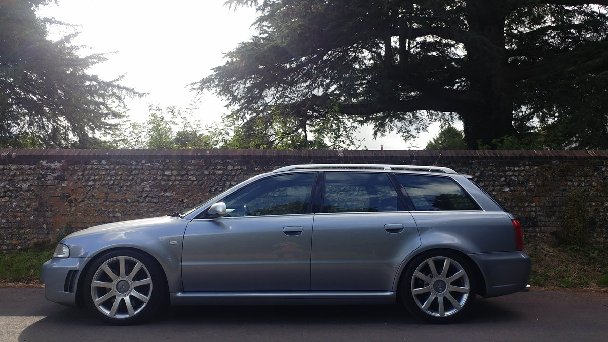 2001 Audi RS4 Avant SOLD (picture 3 of 6)