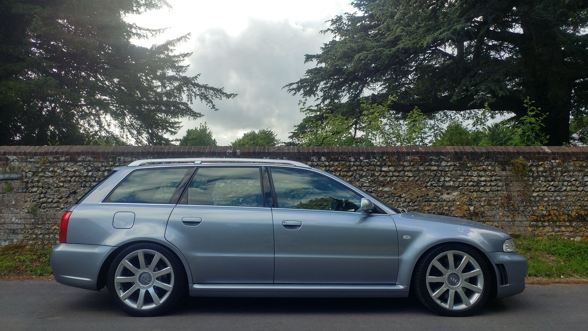 2001 Audi RS4 Avant SOLD (picture 4 of 6)