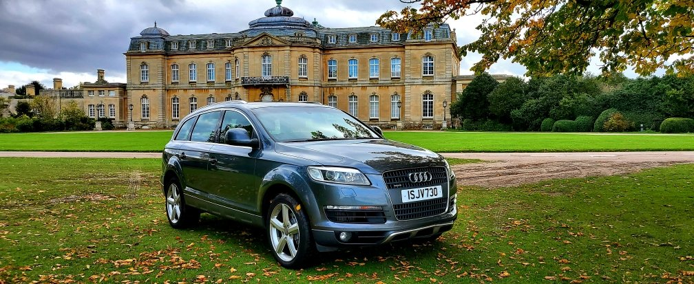 2009 LHD Audi Q7 3.0TDI, Auto,7 SEATER, LEFT HAND DRIVE SOLD (picture 1 of 6)
