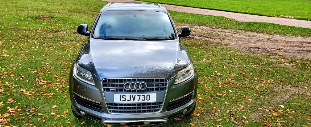 2009 LHD Audi Q7 3.0TDI, Auto,7 SEATER, LEFT HAND DRIVE SOLD (picture 2 of 6)
