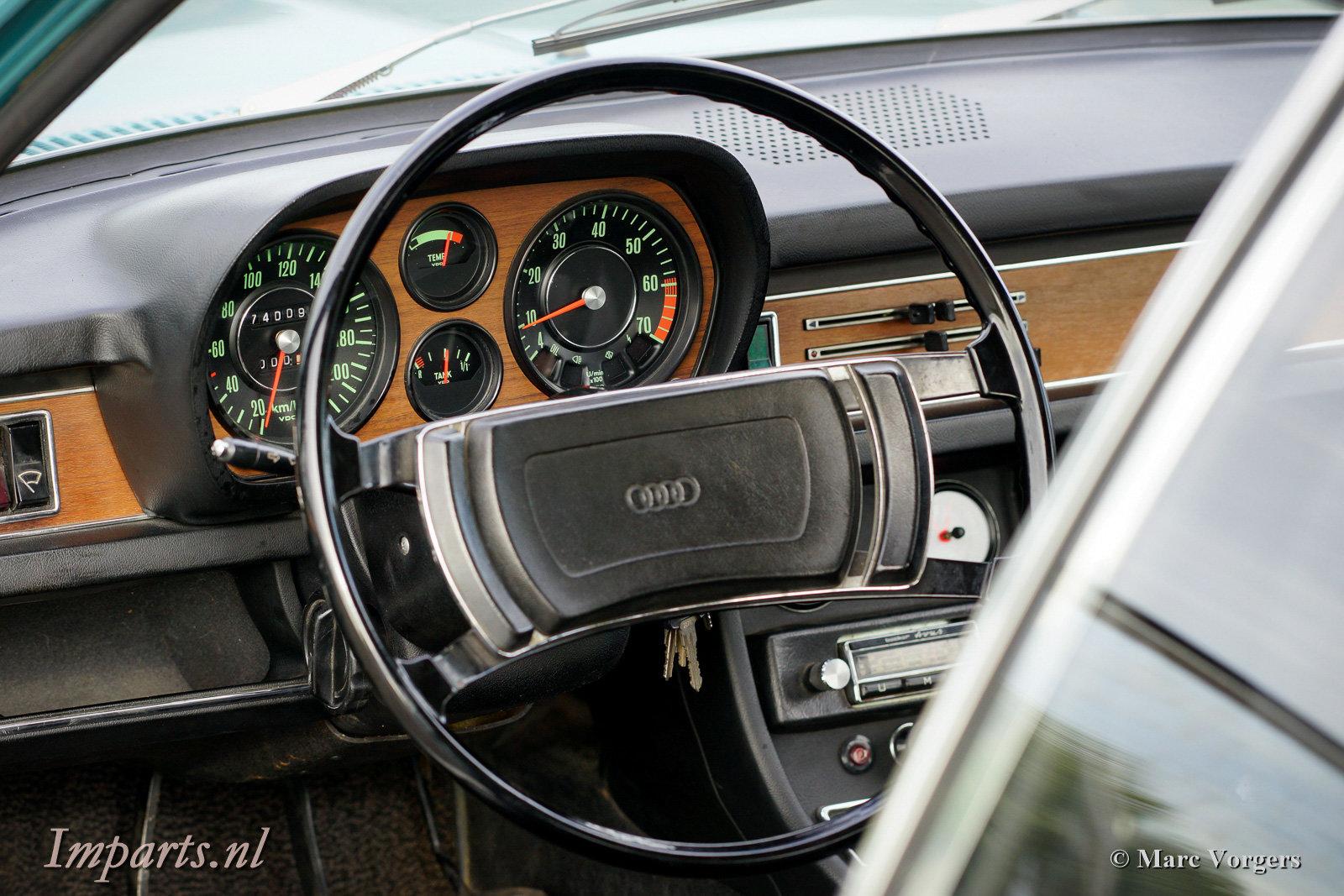 Unique classic Audi Coupe S 1973 (LHD) For Sale (picture 2 of 6)