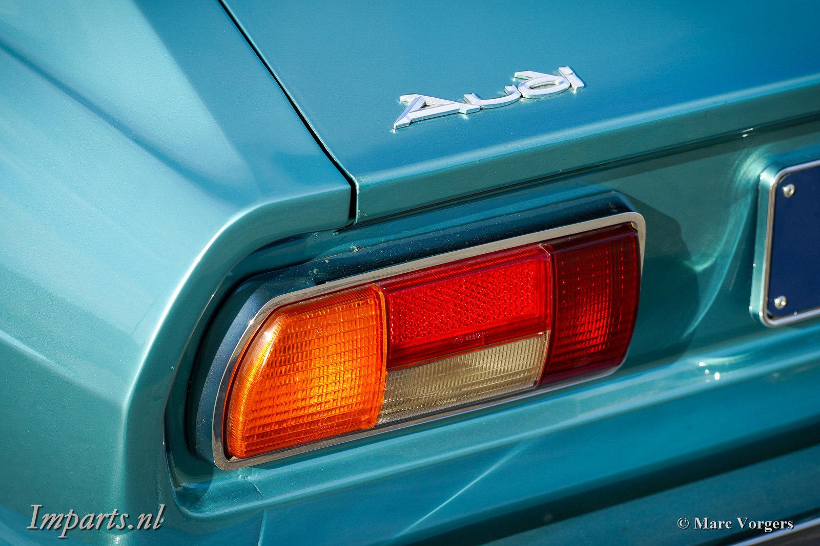 Unique classic Audi Coupe S 1973 (LHD) For Sale (picture 6 of 6)