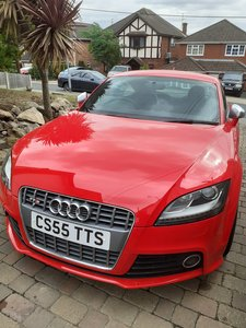 Picture of 2009 Stunning Audi TTS