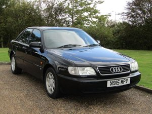 Picture of 1996 Audi A6 1.8 SE NO RESERVE at ACA 7th November