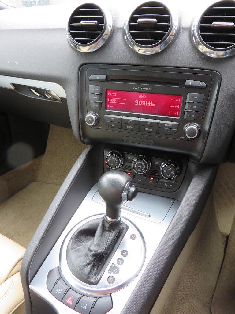 2007 AUDI TT 3.2 QUATTRO DSG For Sale (picture 6 of 6)