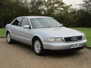 Picture of 1997 Audi A8 2.8 NO RESERVE at ACA 7th November  SOLD by Auction