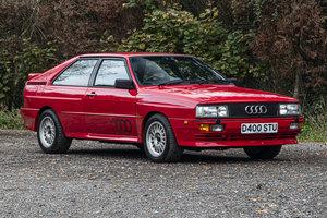 Picture of 1987 Audi Quattro 10V