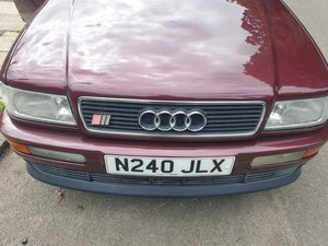 Audi coupe 2.6 v6 n reg great condition