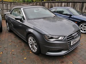 Picture of 2014 AUDI A3 Cabriolet SPORT 1.4 TFSI S-Tronic AUTOMATIC 1 LADY