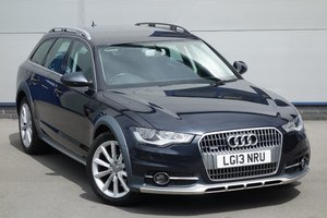 Picture of Audi A6 Allroad 3.0TDi 2013/13 94500m Full Audi SH Two Owner SOLD