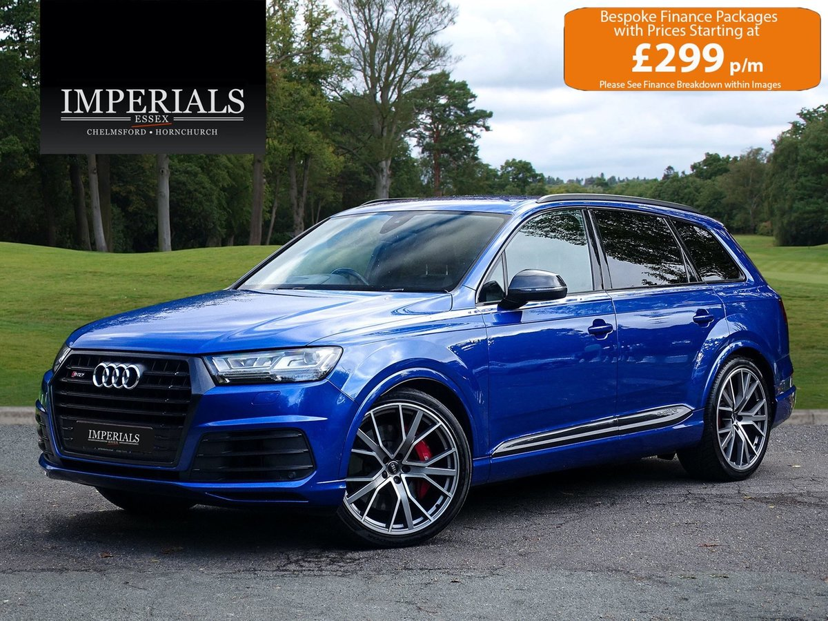 2017 Audi SQ7 For Sale (picture 1 of 20)