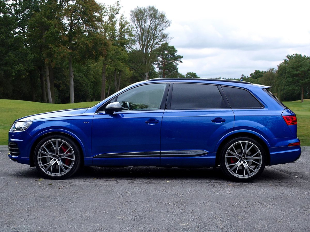 2017 Audi SQ7 For Sale (picture 2 of 20)