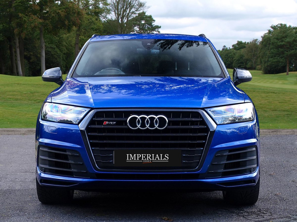 2017 Audi SQ7 For Sale (picture 10 of 20)