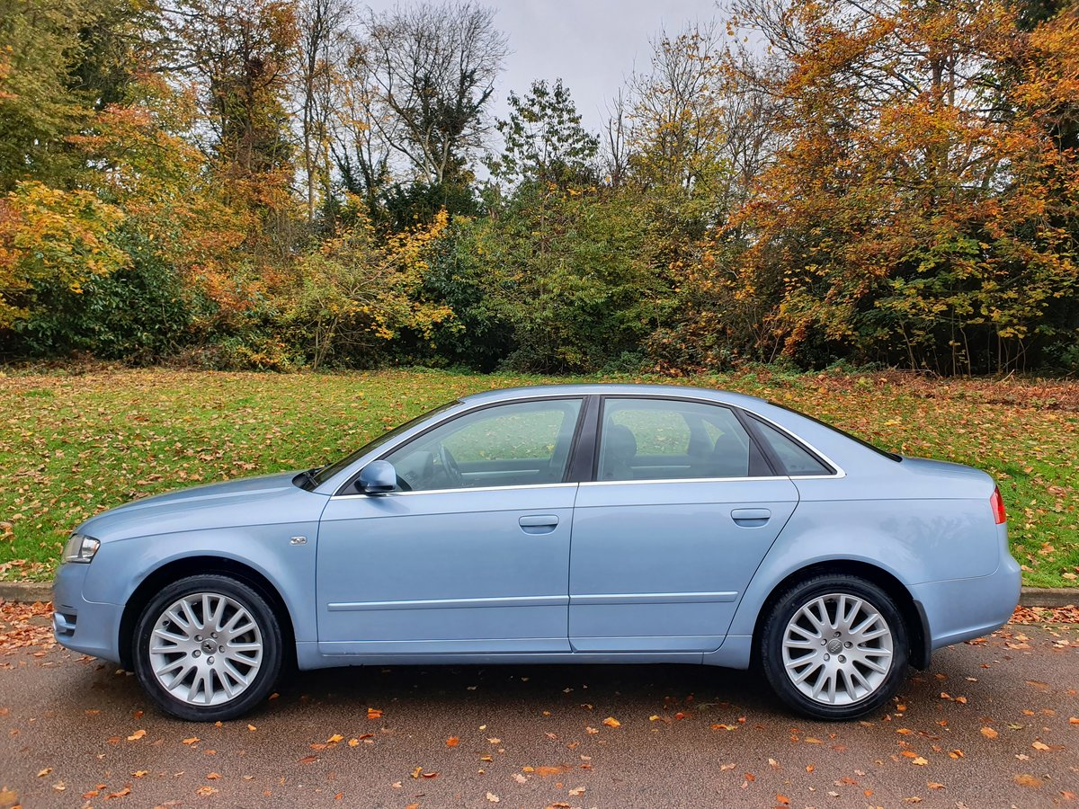 2008 Audi A4 SE TDi.. (B7) 140 BHP.. Only 70k Miles.. FSH For Sale (picture 1 of 6)