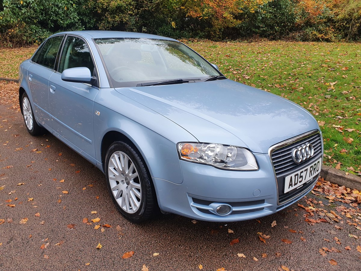2008 Audi A4 SE TDi.. (B7) 140 BHP.. Only 70k Miles.. FSH For Sale (picture 2 of 6)